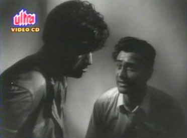 Mehmood and Dev Anand in CID