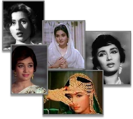 Bollywood's classic beauties