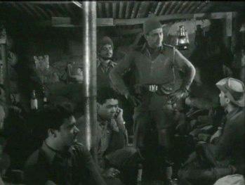 Ranjit Singh gives his men a pep talk