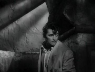 Robert Mitchum in Macao