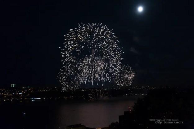 87 Fireworks