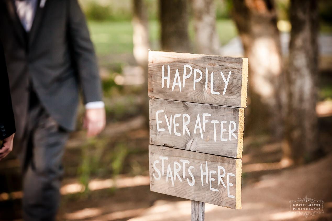 Wedding Signs Ideas