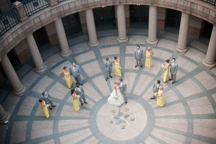 Texas State Capitol Building Austin Texas Wedding Photography Portraits Photos
