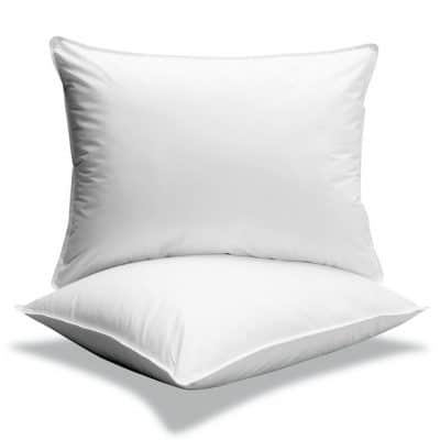 5 hypoallergenic pillow covers protect