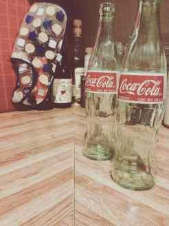 classic coca-cola bottles