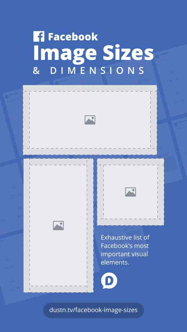 Facebook Image Sizes & Dimensions 2019: Everything You ...