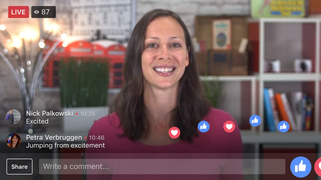 Luria Petrucci of Live Streaming Pros