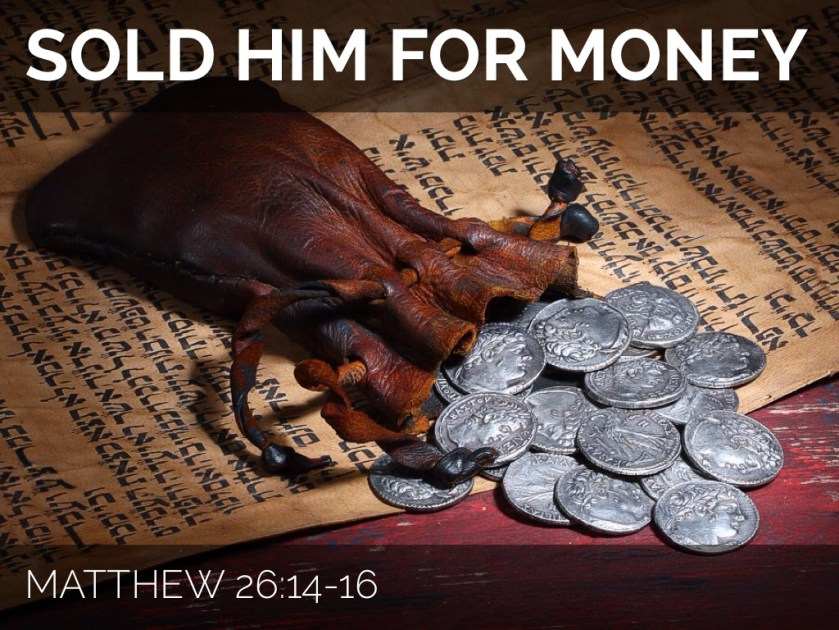 Image result for Matthew 26:21 sold him