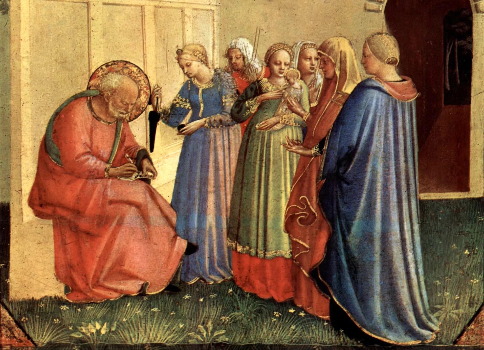 Daily Bible Reading Devotional Luke 1 57 66 September 5