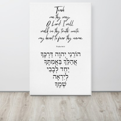 Psalm 86:11 canvas-in-24x36-front-603075a83cd94.jpg