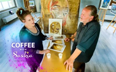 Coffee With Saskia – Der Kaffee-Flüsterer / The coffee whisperer (mit / with: Marcel Wagner)