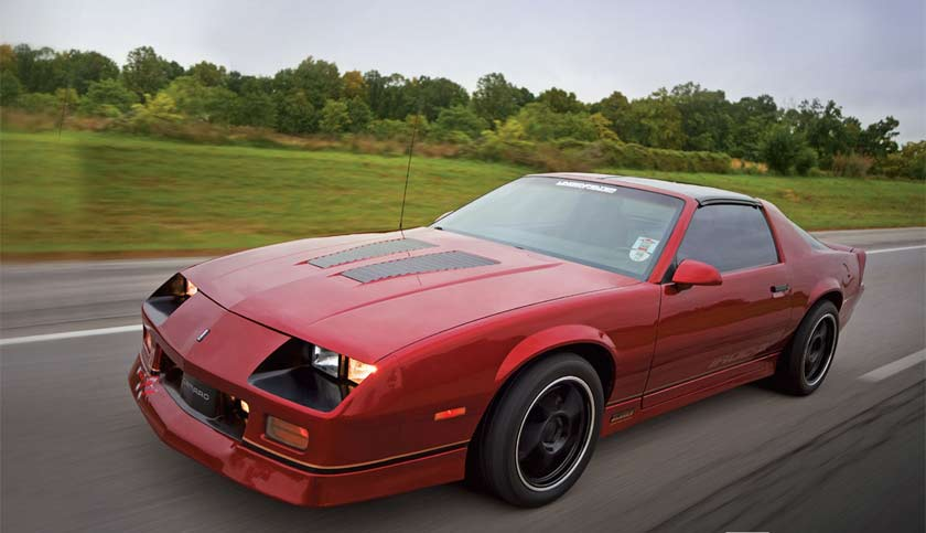 Mustang Z28 >> 7 Reasons to Buy a Chevy Camaro IROC Z Today