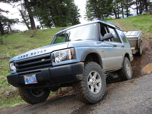 Disco 2 offroad