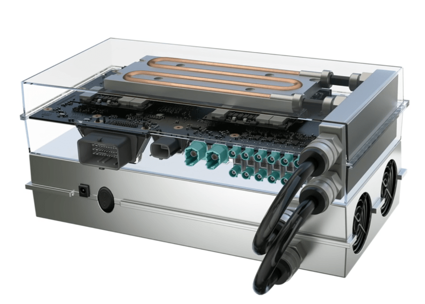 nvidia drive px cooling liquid ventilation self driving cars