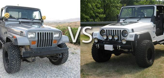 YJ vs TJ