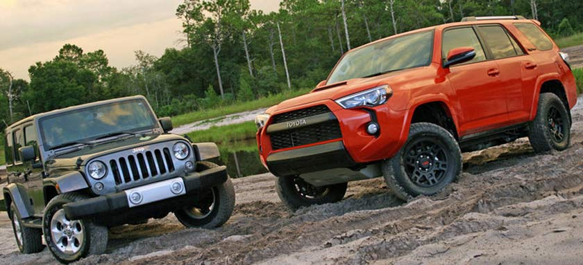Jeep vs Toyota: Which One is Better and Why?