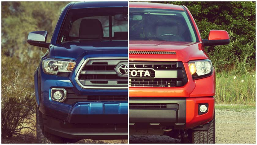 Tacoma vs Tundra: Which is Better for Your Needs?