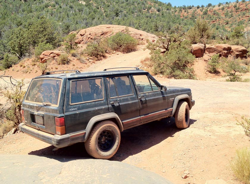 The Story of my 1993 Jeep Cherokee XJ