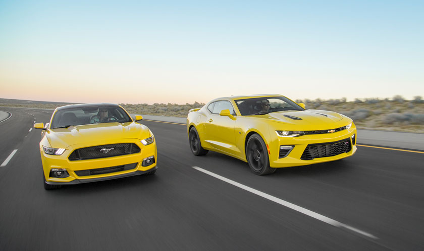 Camaro vs Mustang: Which One is Actually Better?
