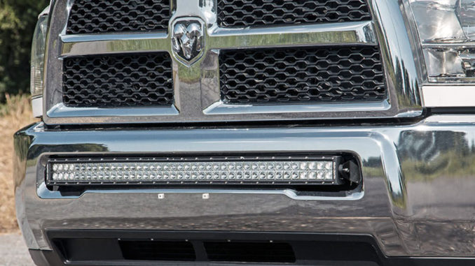 Road Light Bars Trucks
