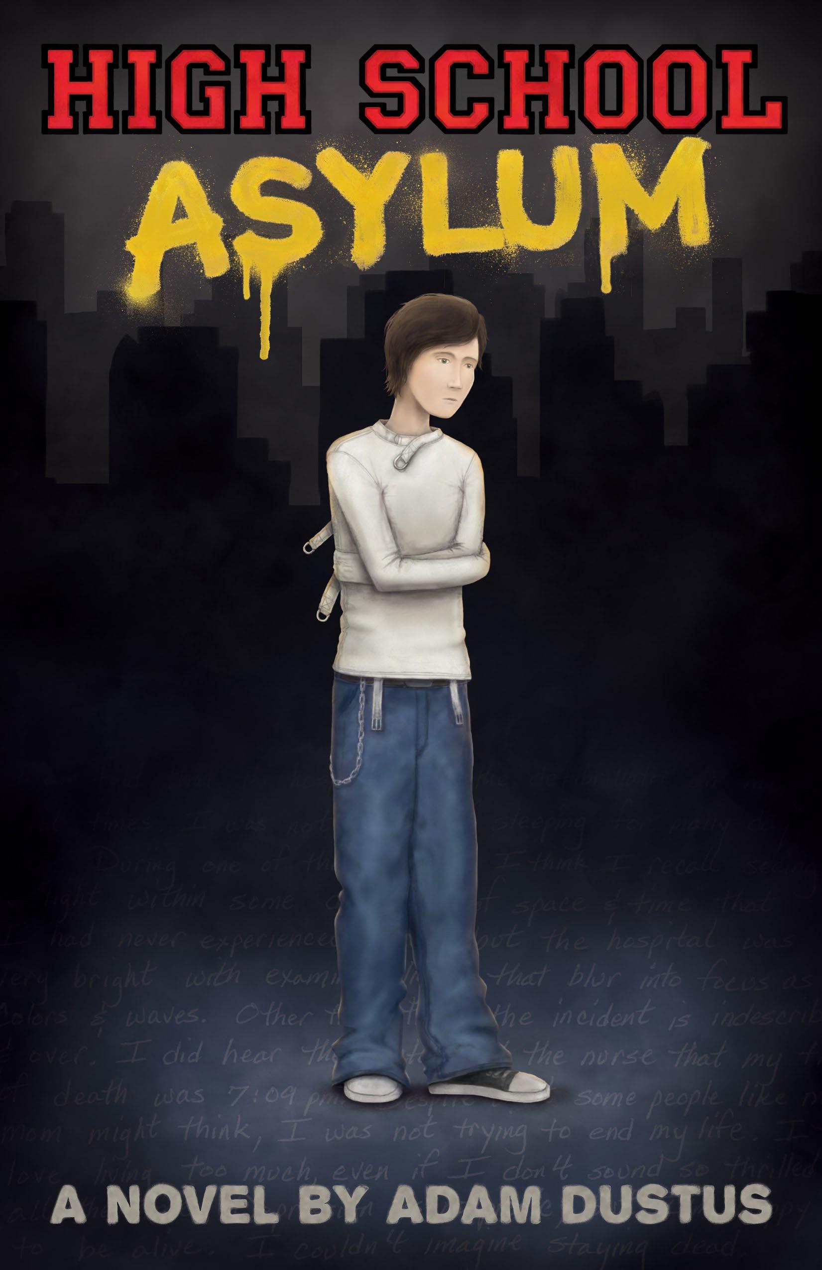 High School Asylum Cover