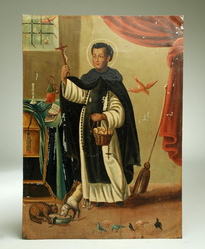 Novena App Mystics: Saint Martin de Porres | Novena.com