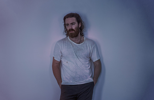 Nick Murphy (Photo by Philistine DSGN; courtesy of Motor Mouth Media)