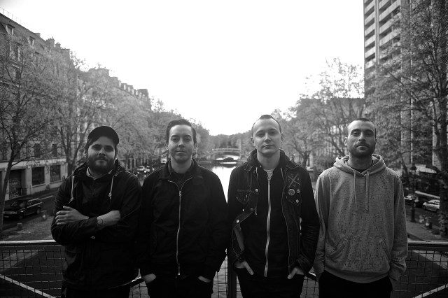 The Flatliners  (Photo by Mike Izzy)