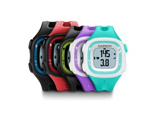 Funky GPS monitors from Garmin, but why bother checking your heart rate?