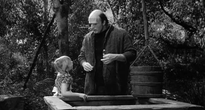 Film yapimcisi Mel Brooks bize Frankenstein efsanesi hakkinda bir parodi getiriyor.