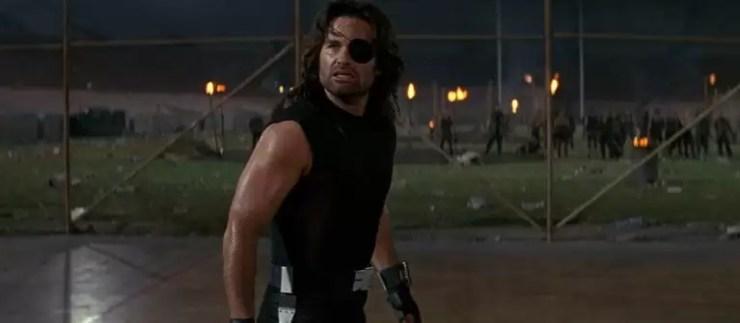 Yildiz aktor Kurt Russell da filmin sonunu yazmasiyla anilir.
