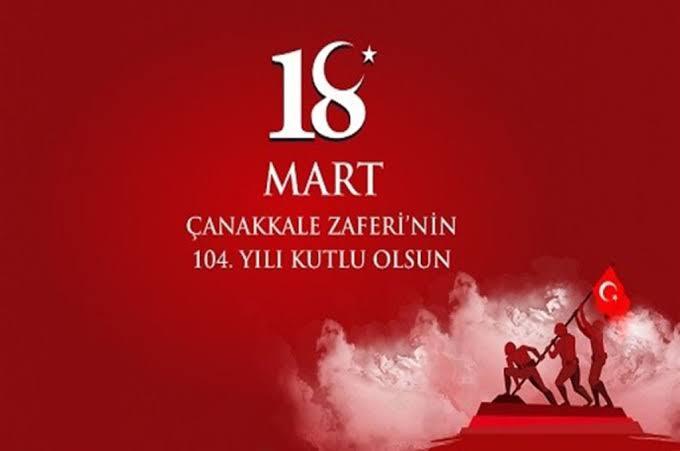 """106 Yıl Önce """"Çanakkale Zaferi"""""""