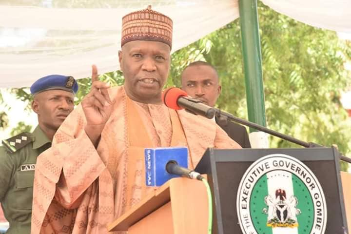 Gombe State Governor, Inuwa Yahaya Easter's message to Christians – Dutable