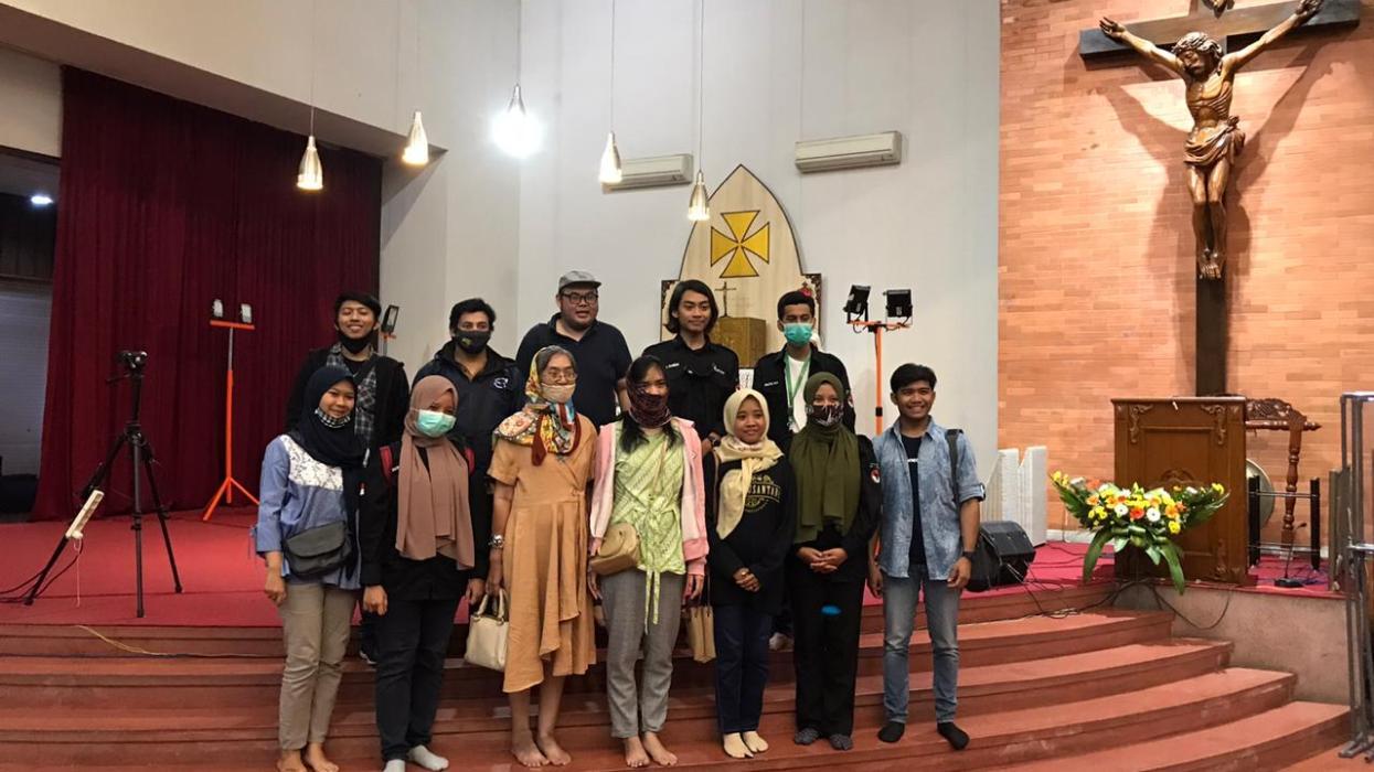Menyambut Hari Tolerasi Internasional Duta Damai Jatim Adakan Dialog Lintas Agama