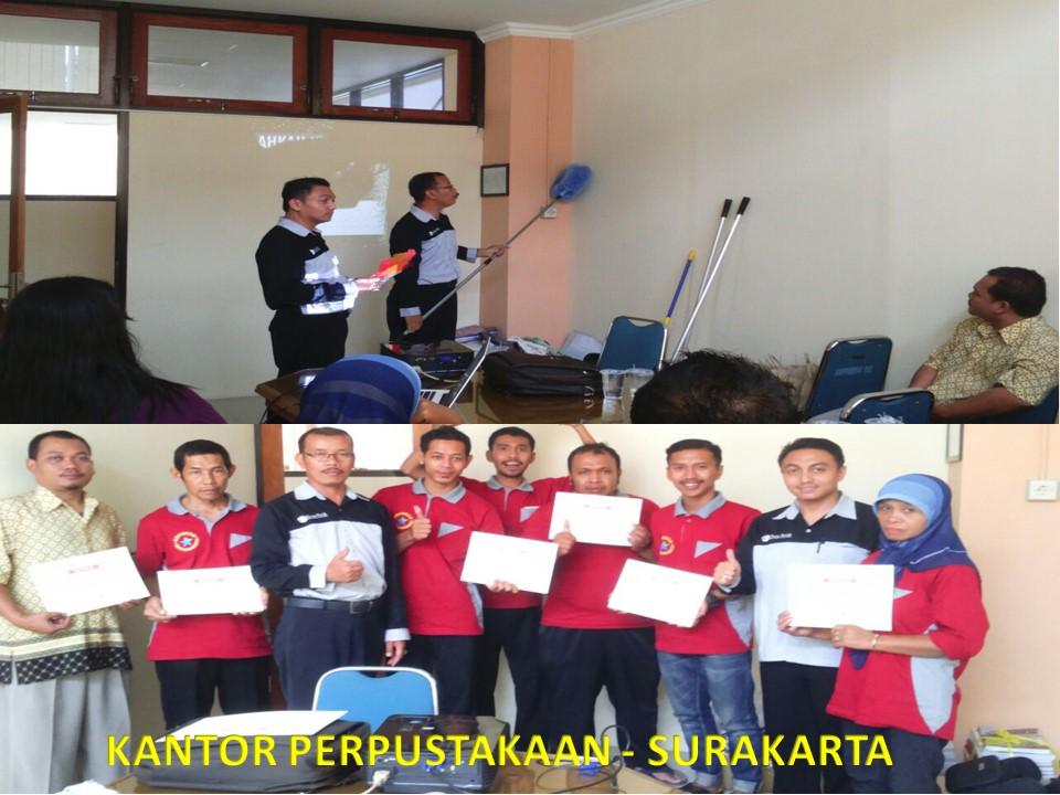 training-cleaning-service-kantor-perpustakaan-surakarta
