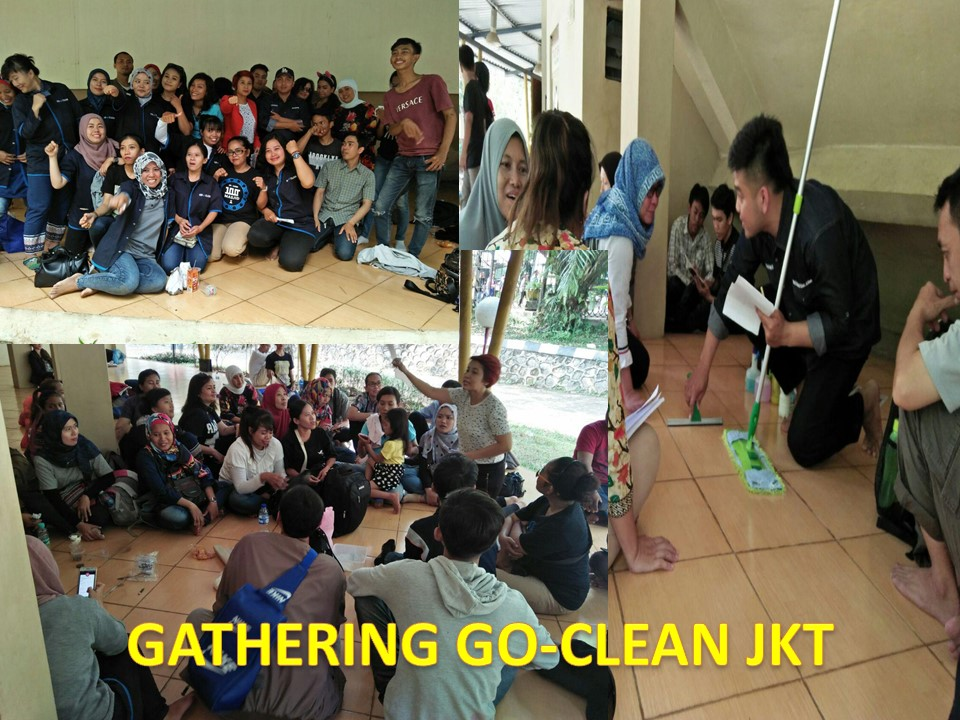 training-cleaning-service-go-clean-jakarta