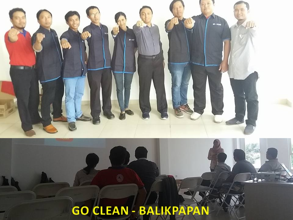 Training-Cleaning-GoClean-Balikpapan-Dutaresik