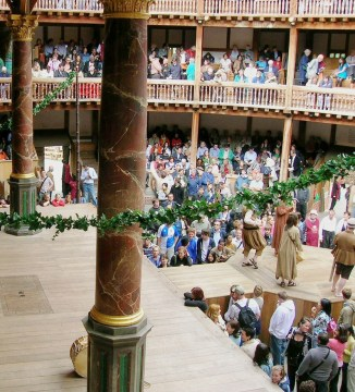Cheap tickets London theatre Globe