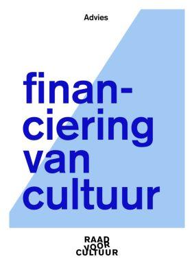 thumbnail of Financiering van cultuur