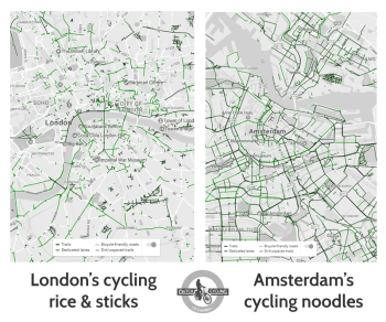 Tip 1. Create a humble cycling network for everyone and everywhere