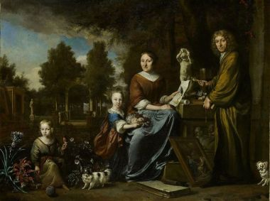 The de Flines-Block family, ca. 1694