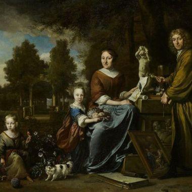 The de Flines-Block family, ca. 1694