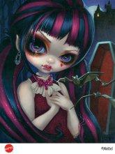JasmineBecket-Griffith_Mattel2017_Draculaura_Print_1024x1024