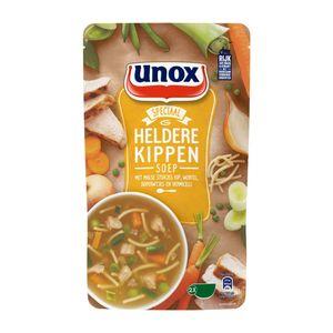 Unox clear chicken soup