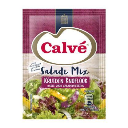 Calve Kruiden Knoflook Salade Mix