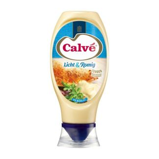 Calvé Mayonaise licht en romig