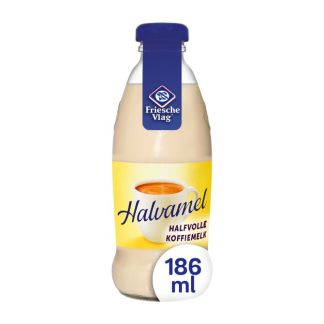 Friesche Vlag Halvamel koffiemelk