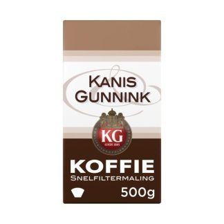 Kanis & Gunnink Regular filterkoffie