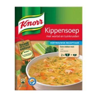 Knorr Kippensoep Soep Duopak