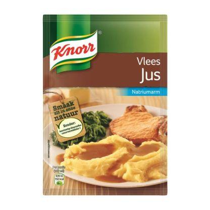 Knorr Vleesjus Natriumarm